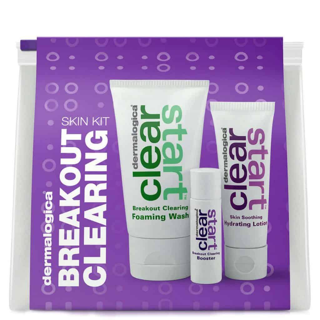 Dermalogica Breakout Clearing Kit for teenage skin