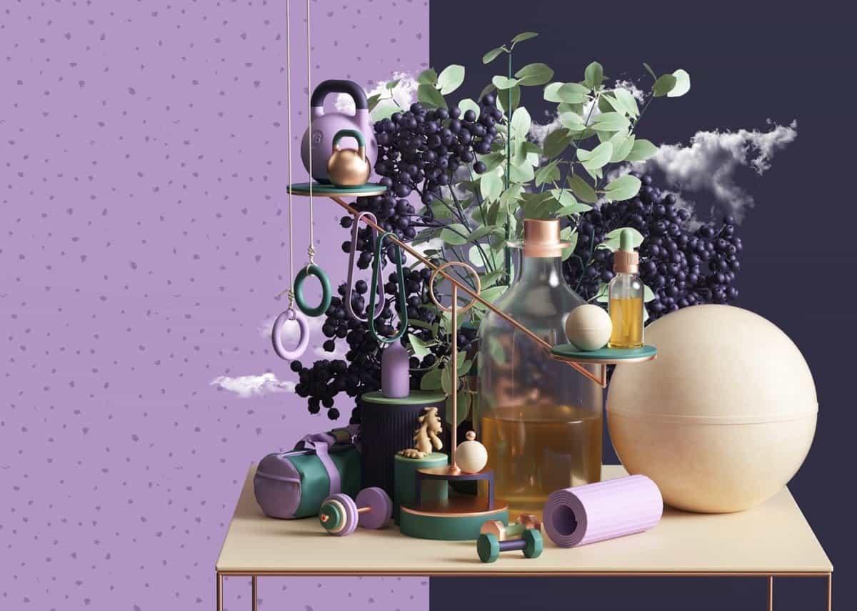 Pinterest 100 trends wellness