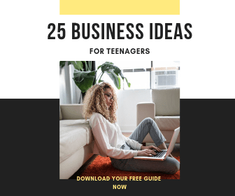 business ideas for teenagers