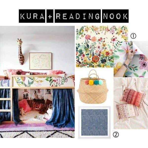Kura plus reading nook