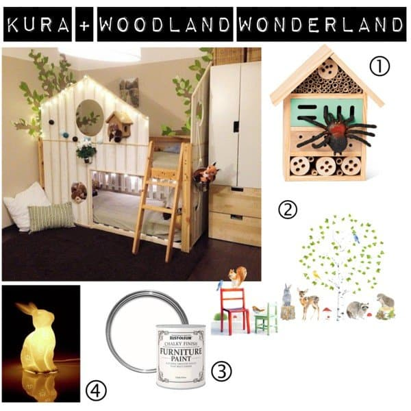 KURA + WOODLAND WONDERLAND