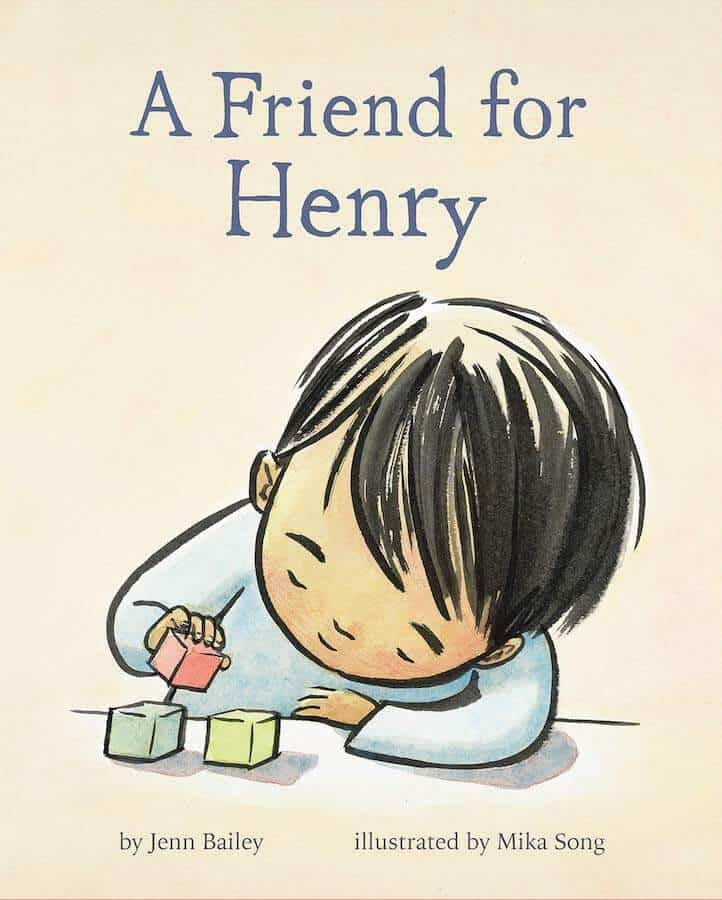 starting school books - a friend for henry
