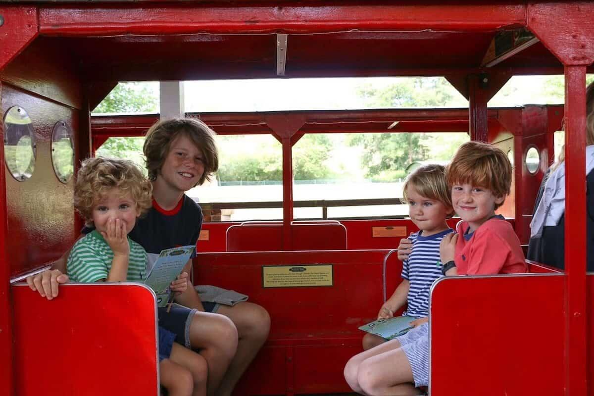 Audley End Miniature Railway, Essex