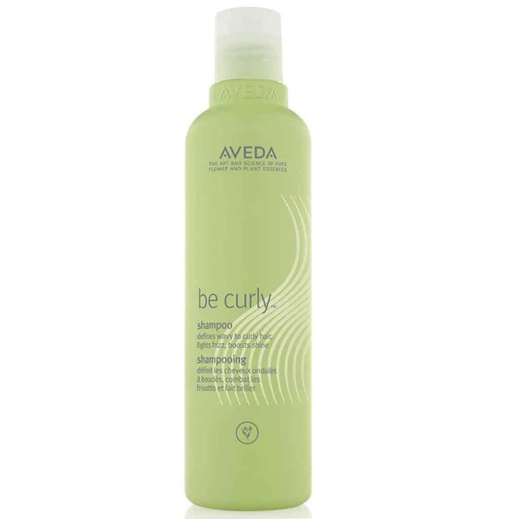 Curl friendly Aveda be Curly shampoo