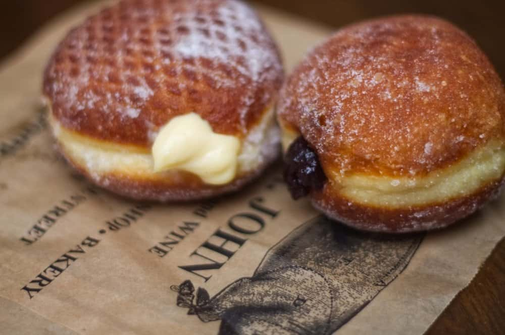 st john's bakery doughnuts London
