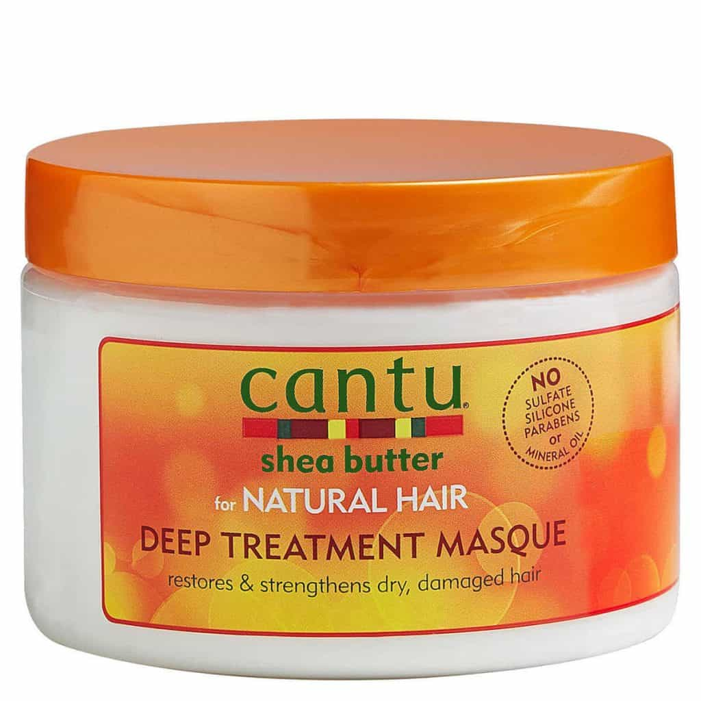 Use a deep treatment masque