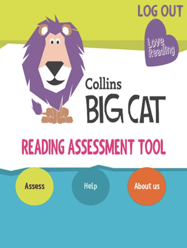Big Cat Reading Assessment Tool