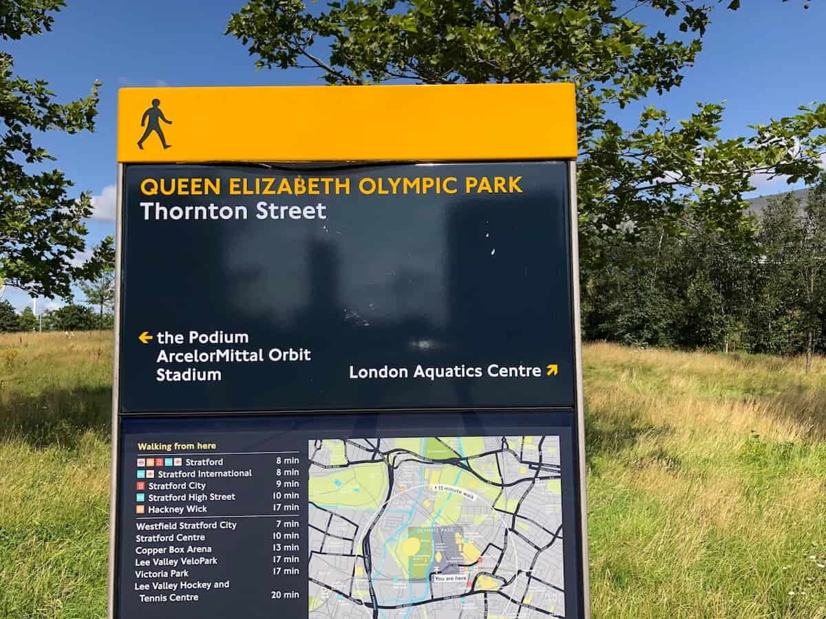 things to do at the olympic park Stratford