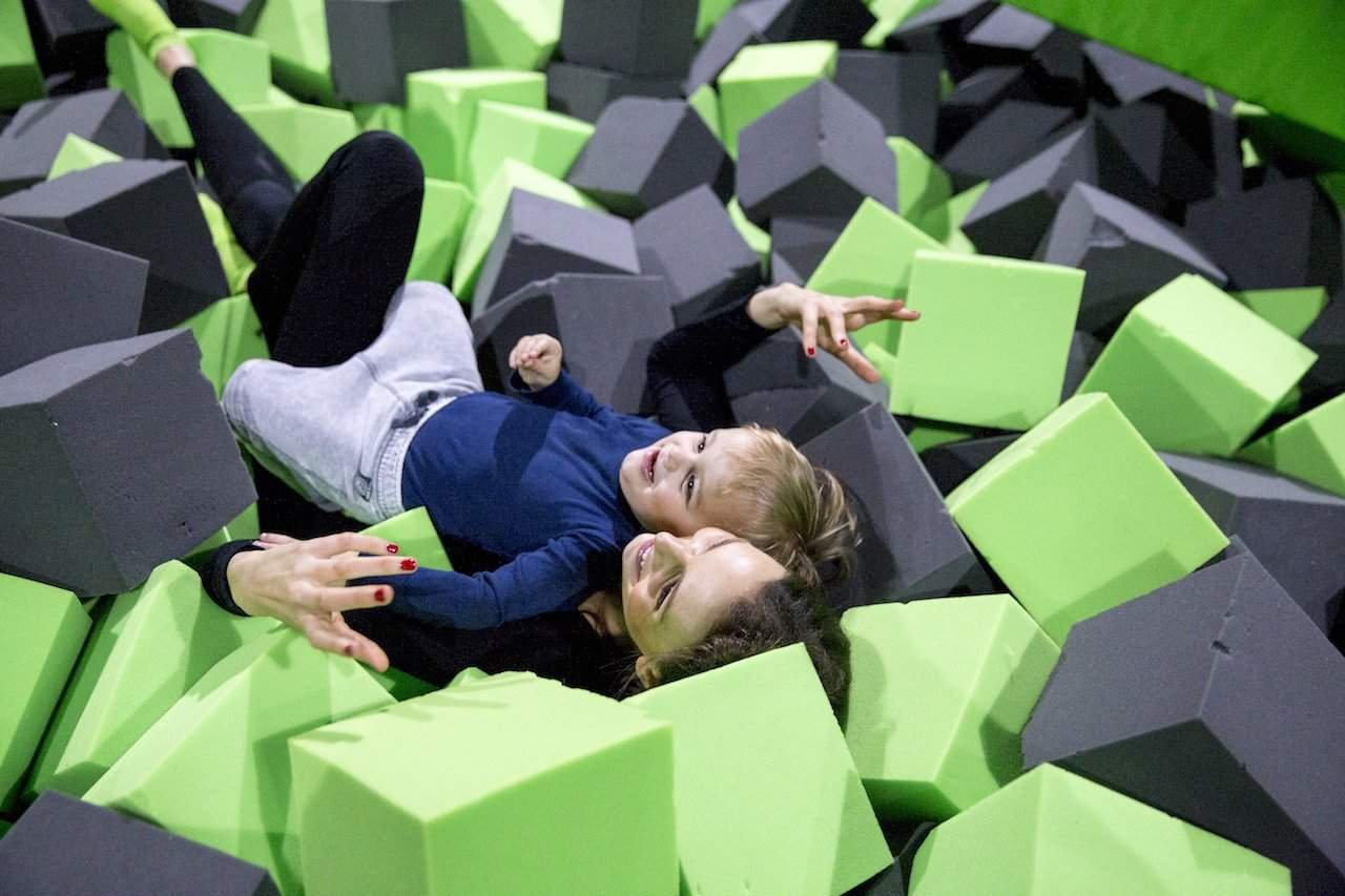 FLIP OUT! TRAMPOLINE PARK (BARKING, BRENT CROSS + WANDSWORTH)