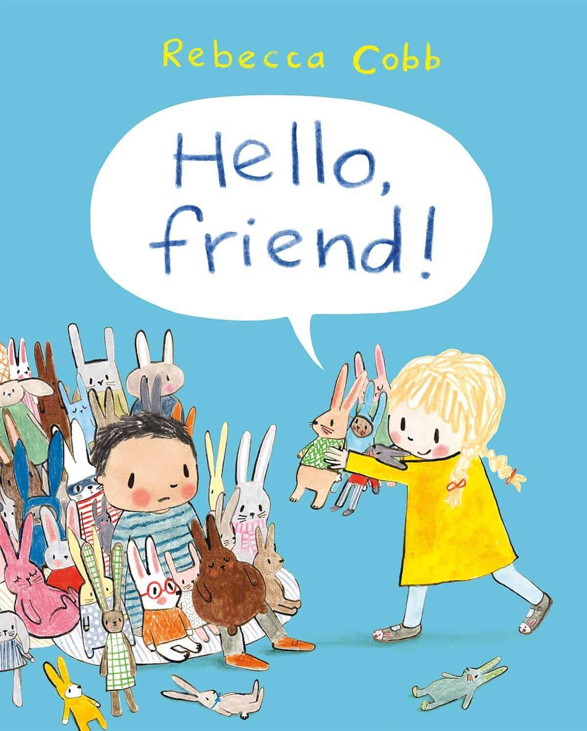 starting school books for children - Hello! Friend