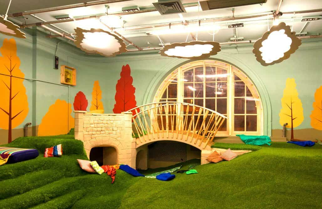 battersea arts centre indoor playground