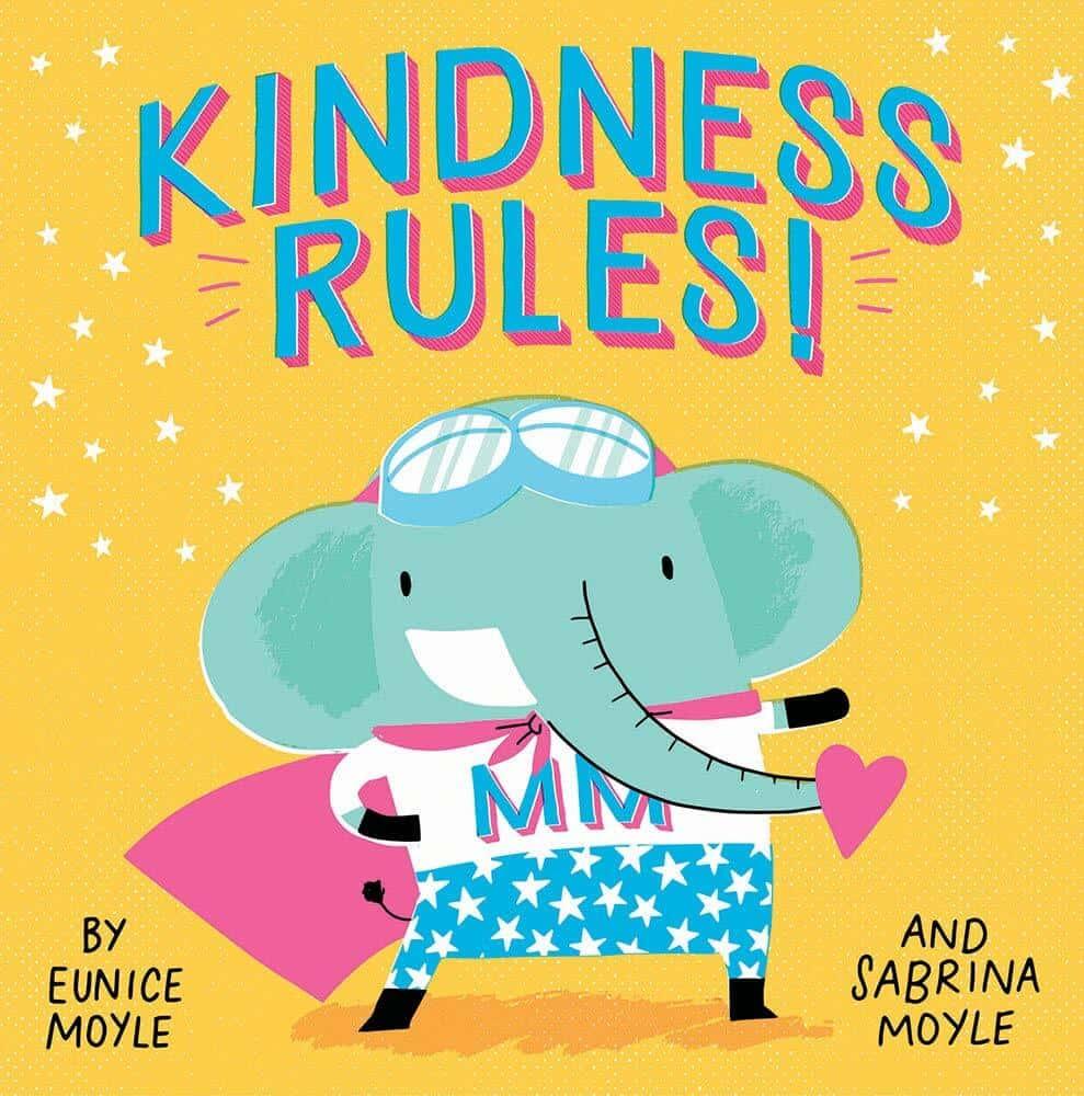 starting school books for children - Kindness Rules