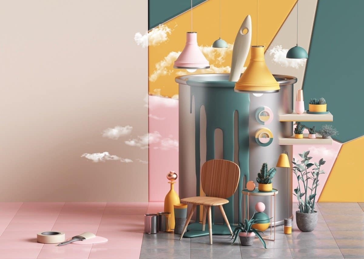Trends in interiors