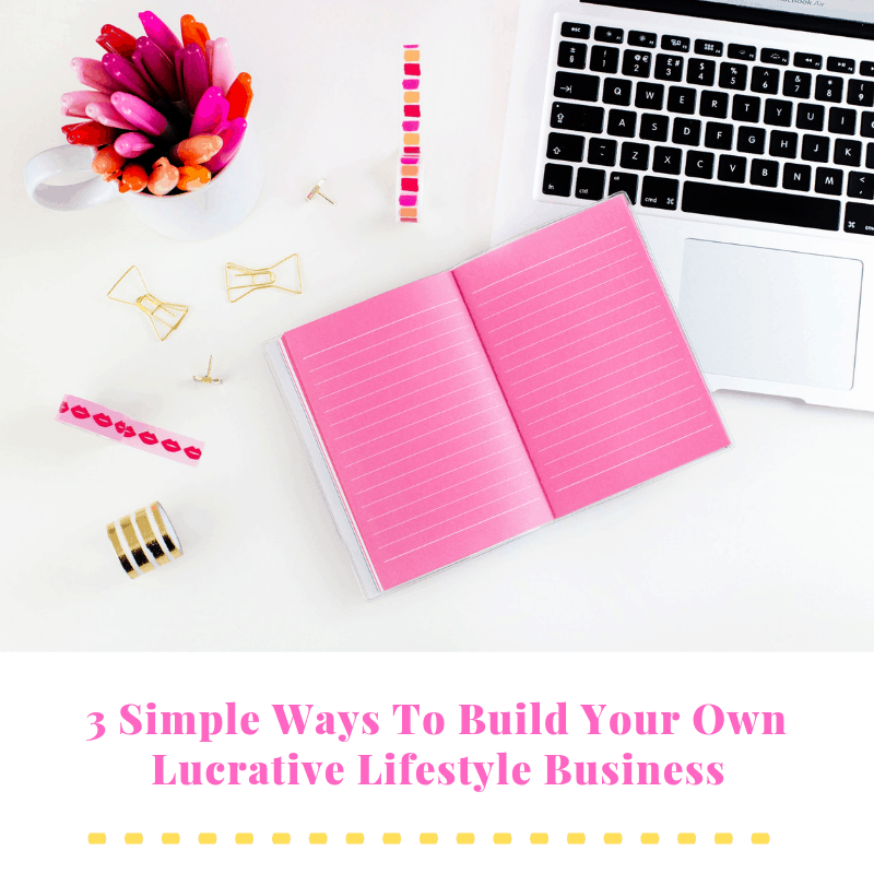 free video training on how to start a lifestyle business