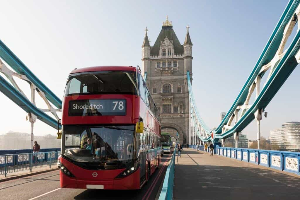 things to do in London on your own - cross tower bridge