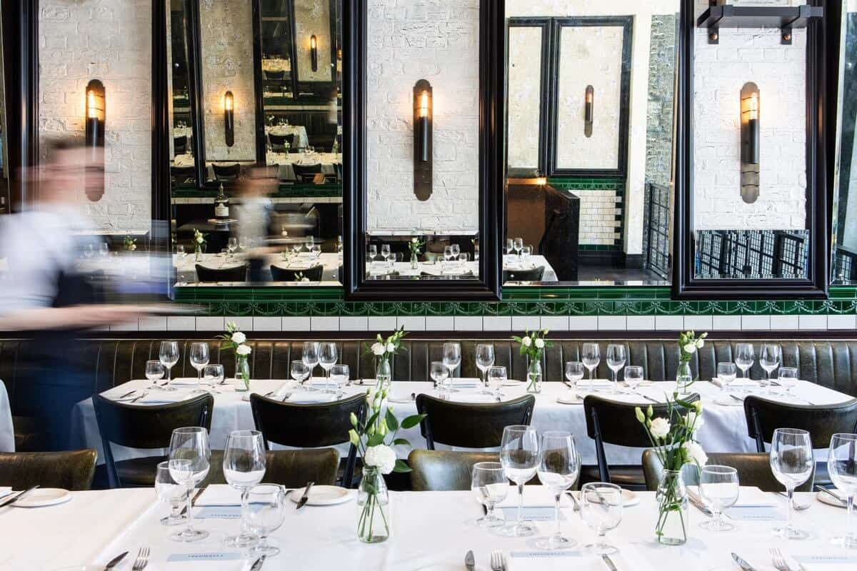 tredwells restaurant London