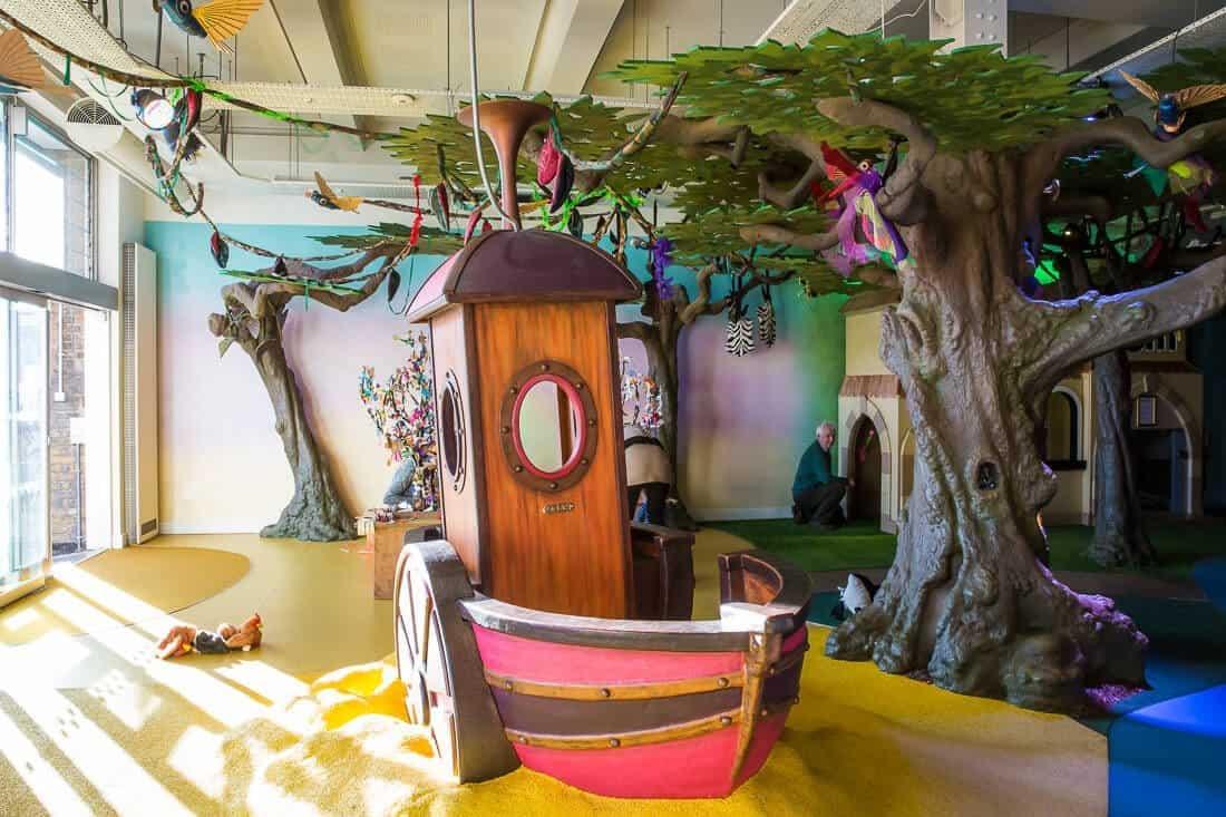 baby activities in London - indoor play