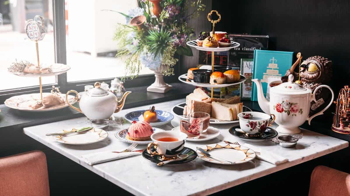 Reform Social + Grill at the Mandeville Hotel children's afternoon tea