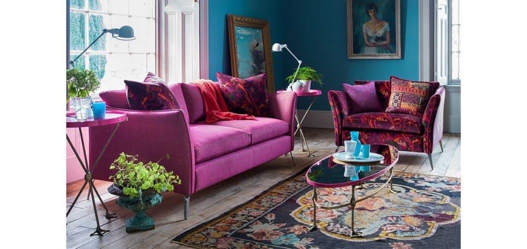 ultraviolet sofa