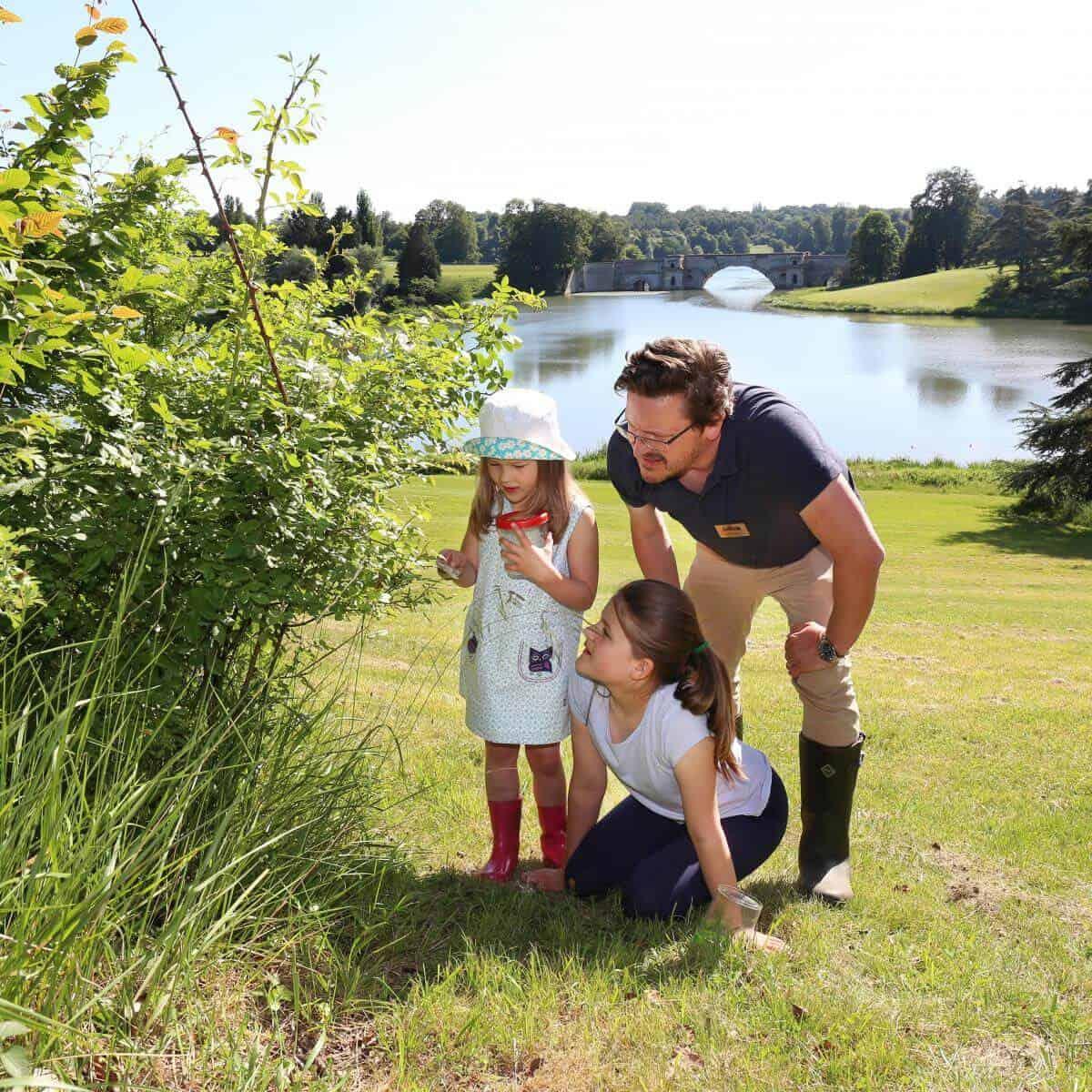 Blenheim Palace forest school