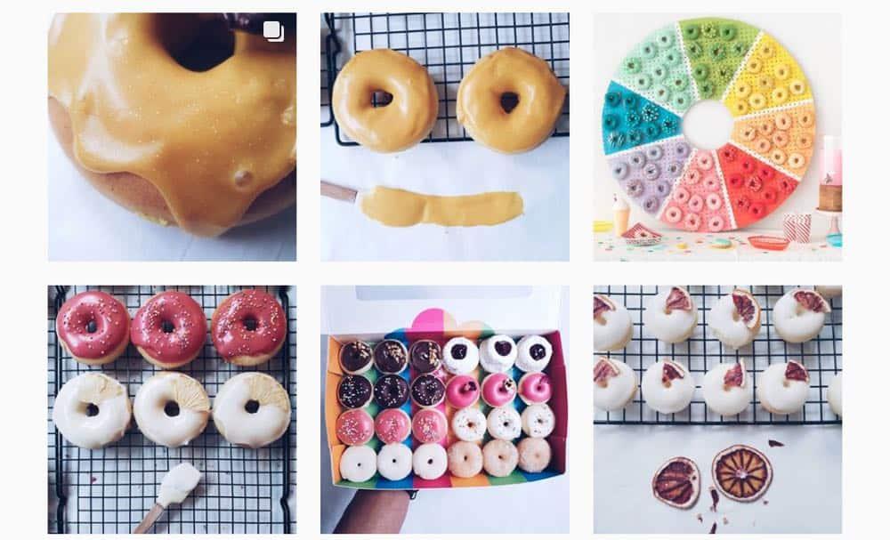 Borough 22 doughnuts