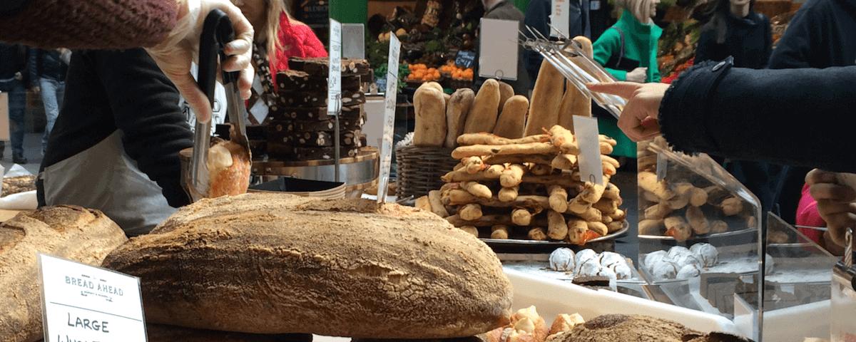Bread Ahead, Borough Market