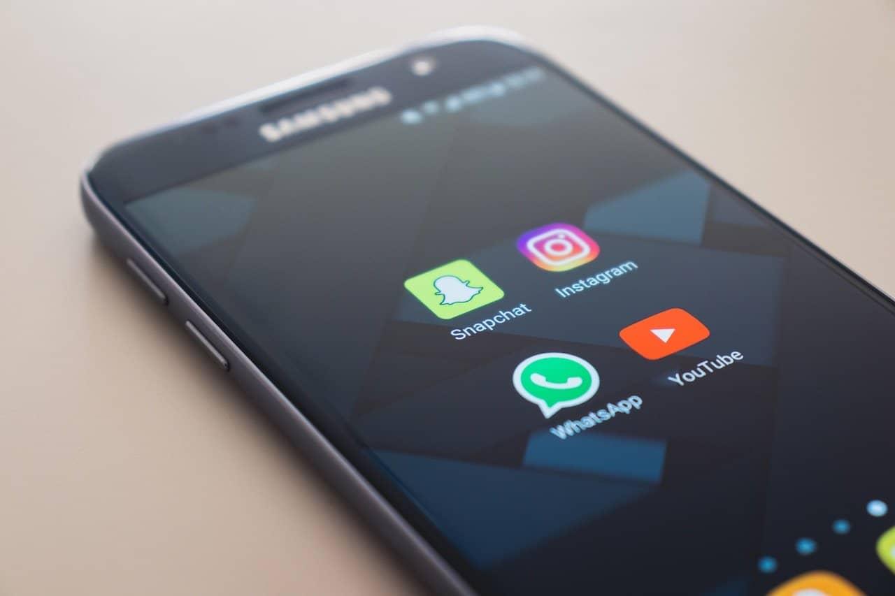 most bullying online happens via apps