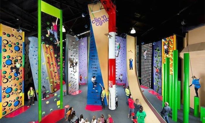 clip n climb indoor playground and climbing centre