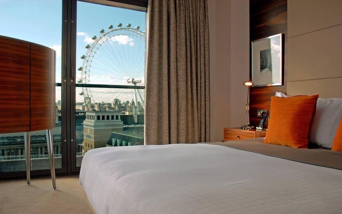 Park Plaza family hotel in London