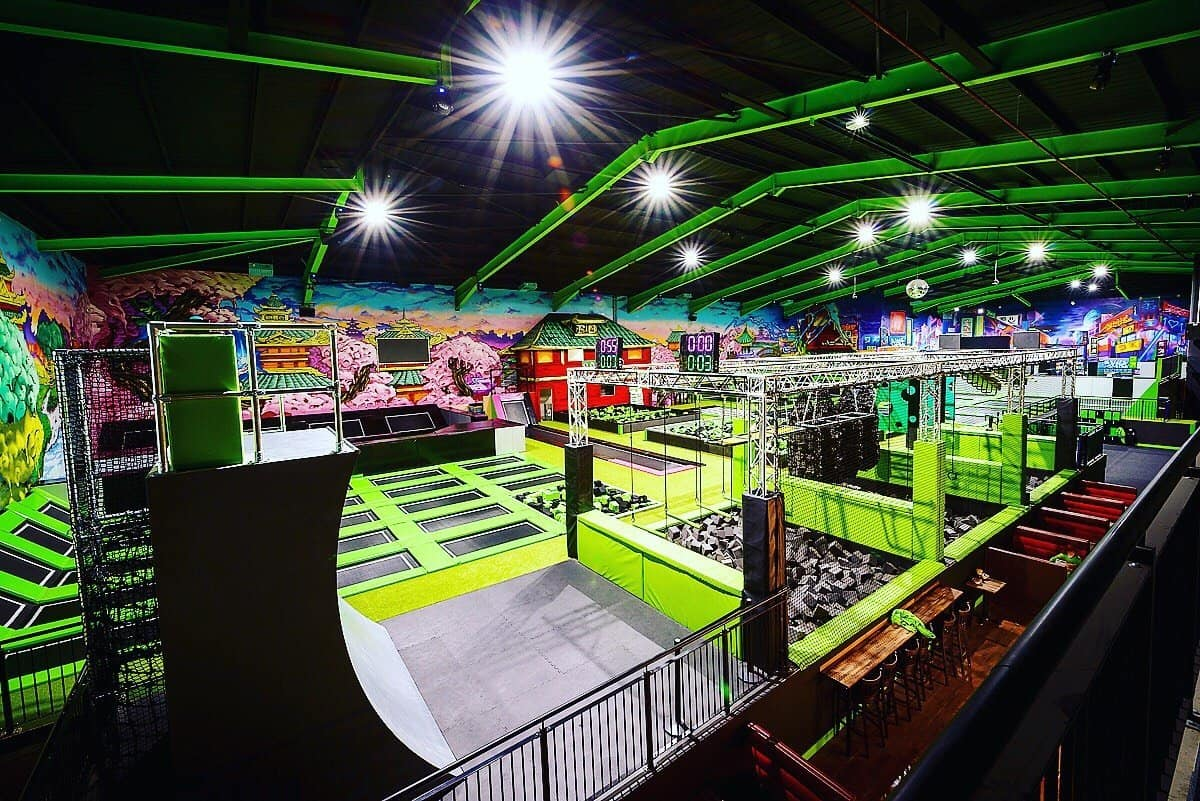 FLIP OUT! TRAMPOLINE PARK (BARKING, BRENT CROSS + WANDSWORTH) 2