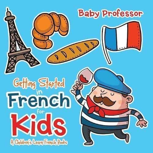 French for kids book