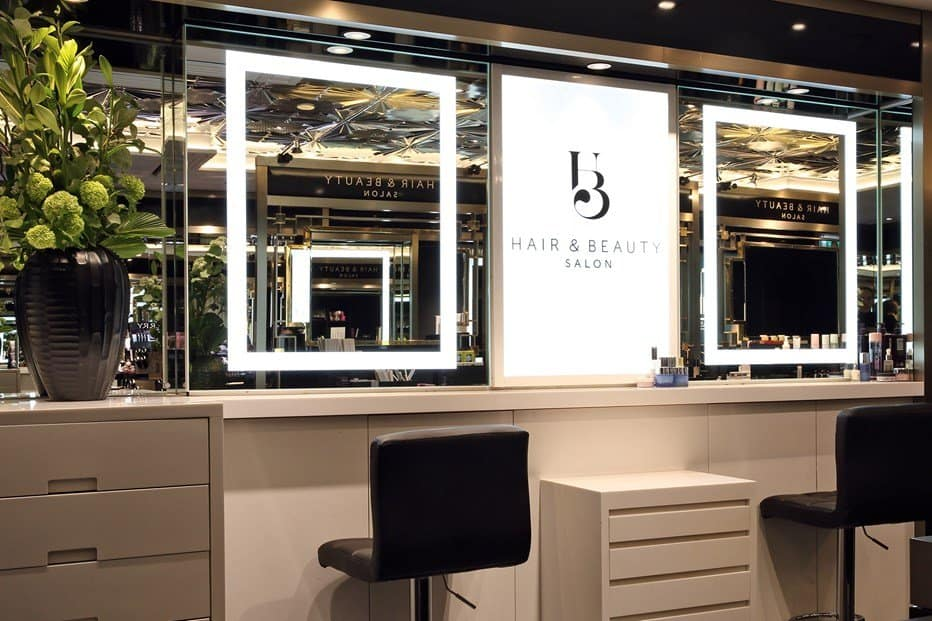 Harrods Hair + Beauty Salon