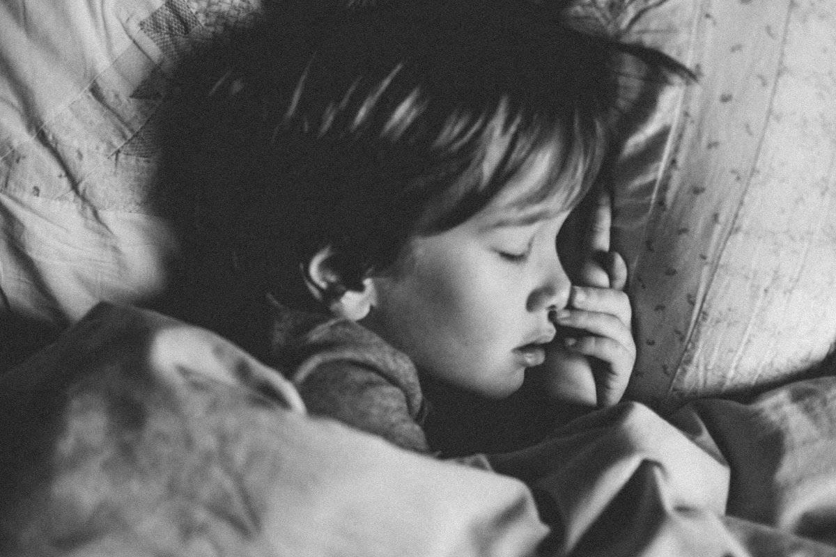 make sure kids get enough sleep