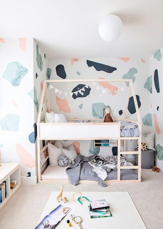 IKEA Kura bed inspiration
