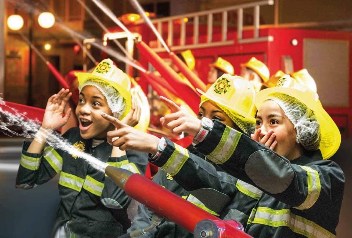 Kidzania Westfield London Indoor playground