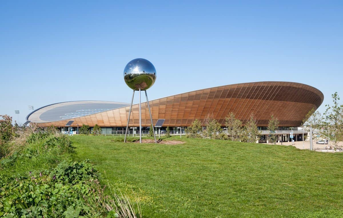 things to do at the olympic park - lee valley velo park
