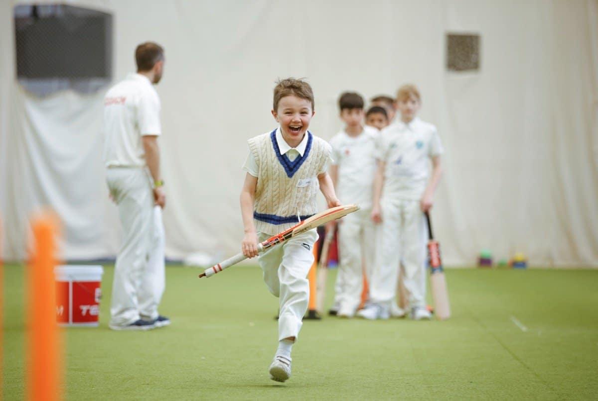 cricket coaching for kids