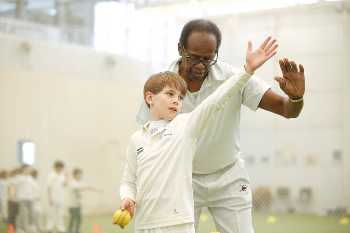 cricket lessons for kids