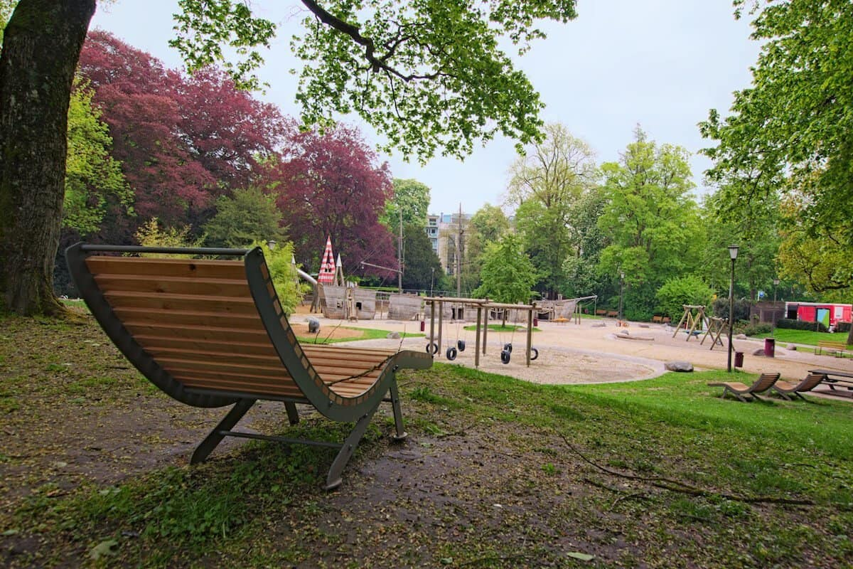 things for kids to do in Paris include gardens