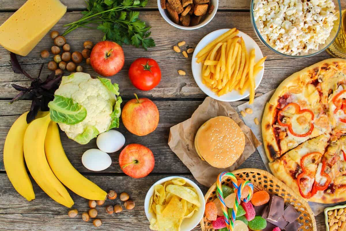 eat healthily when working from home